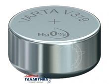 Батарейка Varta V319 (Часовая) 20 mAh 1.55V Silver Oxide (319101111)