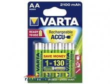 Аккумулятор Varta AA   2100 mAh 1.2V NiMh (56706101404)