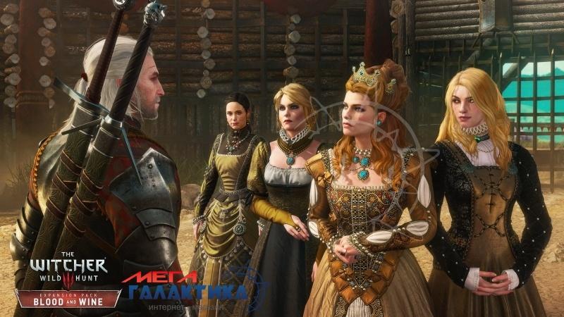 Игра Ведьмак 3: Дикая Охота. Издание