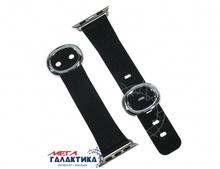 Ремешок Baseus 38 мм For Apple Watch Modern Series Classic Buckle  Black