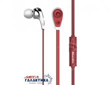 Наушники Megag EarPods Red