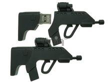 Флешка Uniq USB 2.0 ОРУЖИЕ Штурмовая Винтовка Steyer ACR, черный 4GB (04C37663U2)