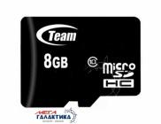 Карта памяти Team micro SDHC 8GB (TUSDH8GCL1002)...