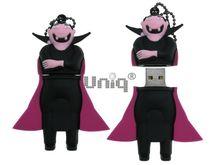 Флешка Uniq USB 2.0 Вампир Граф Драккула 4GB (04C37997U2)