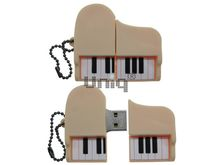Флешка Uniq USB 2.0 Рояль бежевая 4GB (04C38001U2)