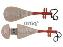 Флешка Uniq USB 2.0 Пипа 4GB (04C38035U2)