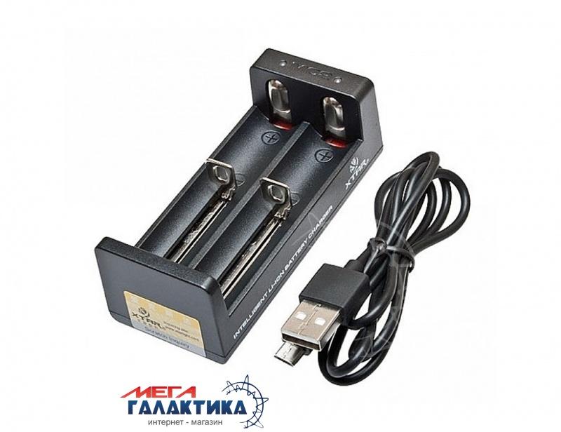 Зарядное устройство для аккумуляторов 14500/16340/17335/18650/26650 XTAR MC2  Фото товара №1