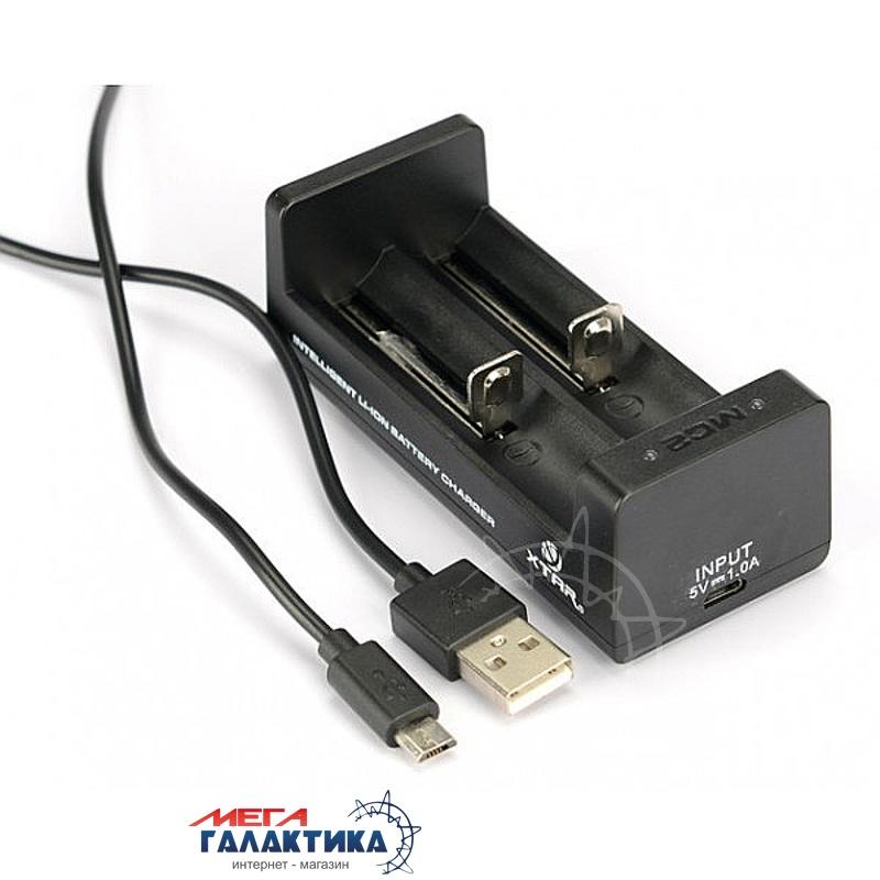 Зарядное устройство для аккумуляторов 14500/16340/17335/18650/26650 XTAR MC2  Фото товара №2