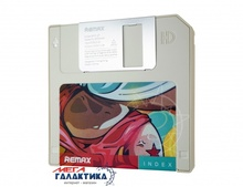 Внешний аккумулятор Remax  Floppy Disk SERIES RPP-17 5000 mAh  White Retail