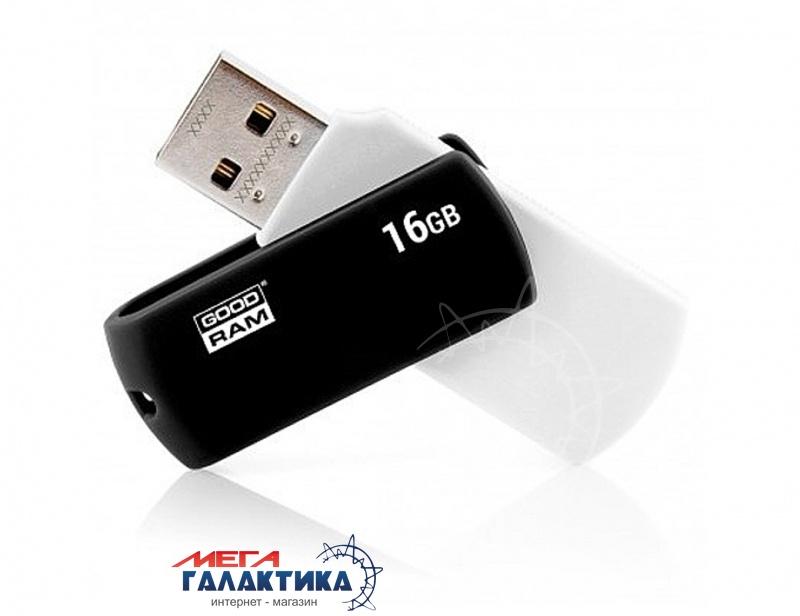 Флешка USB 2.0 Goodram Twister UCO2 16GB (UC02-0160KWR11) Фото товара №1