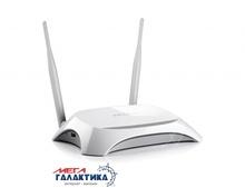 Роутер TP-Link TL-WR840N 4x100 Мбит/с +1xWAN, Wifi 2.4 ГГц 300 Мбит/с 2 антенны White Retail