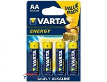 Батарейка Varta AAA ENERGY  BLI 4   1.5V Alkaline (4106229414)
