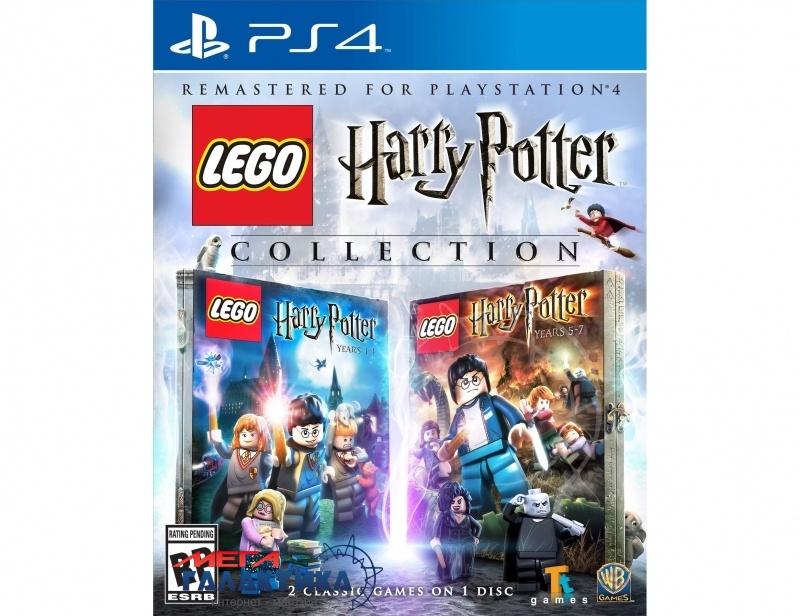 Игра Lego: Harry Potter Collection  (5051892202701)(PS4, английская версия) Фото товара №1