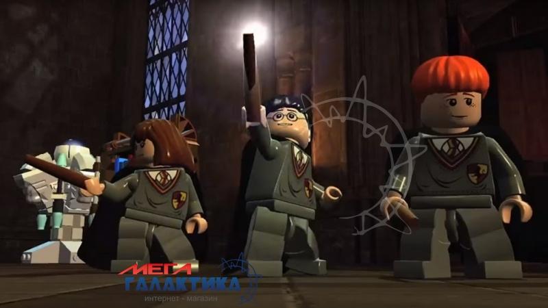 Игра Lego: Harry Potter Collection  (5051892202701)(PS4, английская версия) Фото товара №2