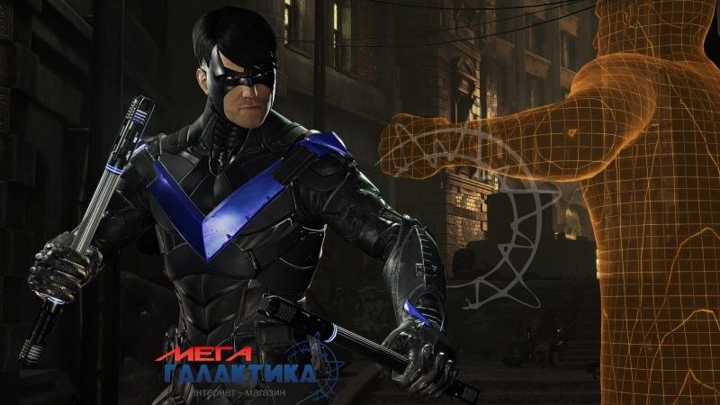 Игра Batman: Arkham VR  (PS4, английская версия) Фото товара №2