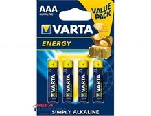 Батарейка Varta AAA ENERGY  1.5V Alkaline (4103229414)