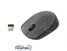 Мышка Logitech M170 (910-004642) Wireless  1000 dpi  Gray Black