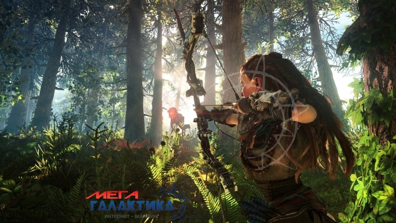 Игра Horizon Zero Dawn  (PS4, русская версия) Фото товара №2