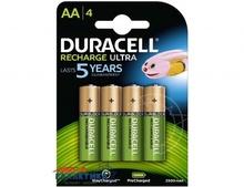 Аккумулятор Duracell AA   2500 mAh 1.2V NiMh