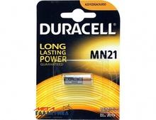 Батарейка Duracell MN21 (A23/K23A) 40 mAh 12V Alkaline (81546867)
