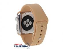 Ремешок Megag 38 мм For Apple Watch Sport  High-performance Rubber Sport Watchband с защелкой  Hacks
