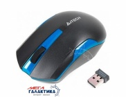 Мышка A4Tech G3-200N (4711421929448) Wireless  1000 dpi  Blue Black