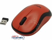 Мышка Logitech M220 Silent  (910-004880) Wireless    Red