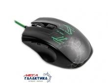 Мышка Gembird MUSG-003-G (MUSG-003-G) USB  2400 dpi  Green Black