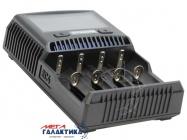 Зарядное устройство для аккумуляторов 18650/AA/AAA/AAAA/C/D Nitecore SC4 (6952506491513 )