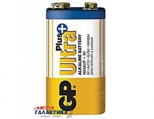 Батарейка GP Krona 6LF22 UltraPlus  9V Alkaline (Щелочноя) (4891199103711)