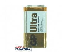 Батарейка GP Krona (6LF22) Ultra  9V Alkaline (Щелочноя) (4891199034695)