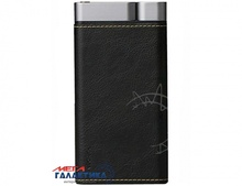 Внешний аккумулятор Puridea  X01 Type-C, Leather 10000 mAh (X01-Black) Black Box