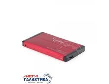 Карман для HDD Gembird EE2-U3S-2-R USB 3.0  Red