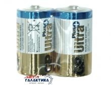 Батарейка GP D Ultra Plus  1.5V Alkaline (Щелочноя) (13AUP-S2 )