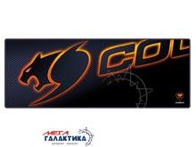Коврик Cougar Arena     Резина + ткань Black