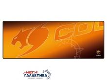 Коврик Cougar Arena     Резина + ткань Orange