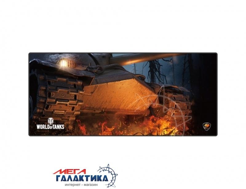 Коврик Cougar Arena Tank 'World of Tanks'     Резина + ткань  Фото товара №1
