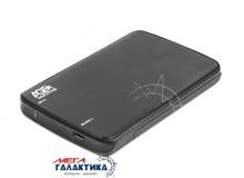 Карман для HDD AgeStar 31UB2A12C USB 3.1 Type C  Black