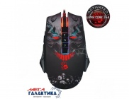 Мышка A4Tech P85A Bloody (Skull)  USB  5000 dpi  Black
