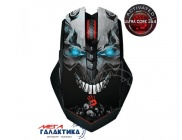 Мышка A4Tech R80A Bloody (Skull)  Wireless  4000 dpi  Black