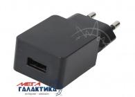 Зарядное устройство сетевое  Puridea  C02  Black Box (5V, 1000mA, 1xUSB)