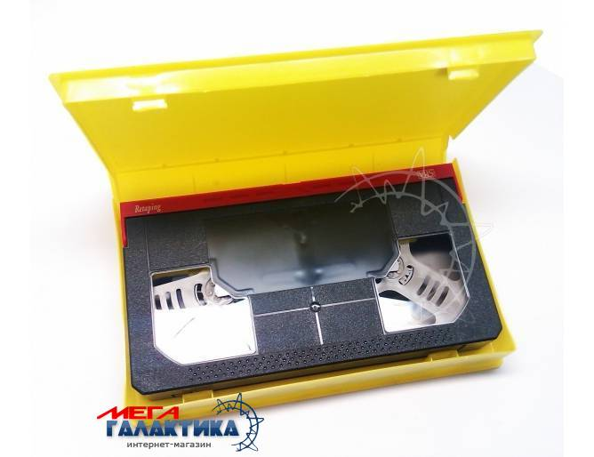 Basf Кассета VHS Security 95 минут Пластиковый бокс Фото товара №1