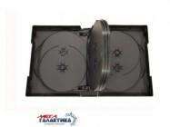 DVD Box на 14 дисков  Black