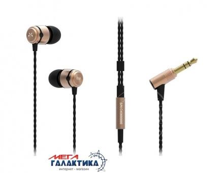 Гарнитура Soundmagic E50 Gold Black