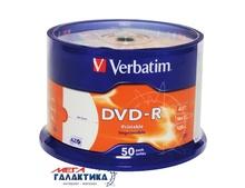 Диск DVD-R Verbatim Photo 4.7GB 16x Printable (печать на струйных принтерах)