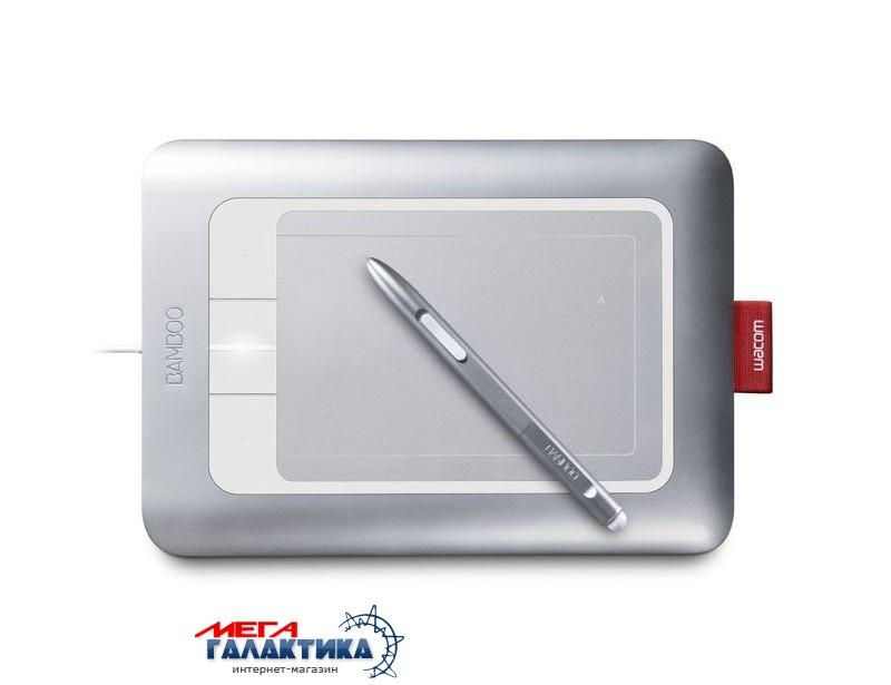 Wacom Fun Small Bamboo Pen&Touch USB CTH461/S0-F Фото товара №1
