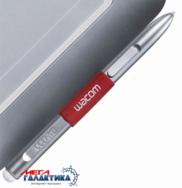 Wacom Fun Small Bamboo Pen&Touch USB CTH461/S0-F Фото товара №2