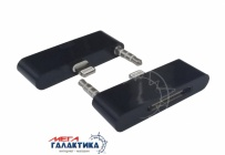 Переходник Megag  +jack 3.5 Apple 30-pin F (мама) - Apple Lightning (8 pin) M (папа)   Black Box,  FM Трансмитер