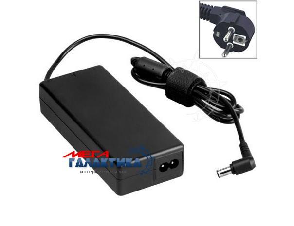 Блок питания Для ноутбука Megag   64W 16V 4A 6.0x4.4mm Sony  Black C1XS / 505TR / 505TS / 505TX / 505F / 505FX / 505G / 505GX, 505 / 505E / 505EX / 505F / 505FX / 505G / 505GX / 505LS / 505TR / 505TS  Фото товара №1